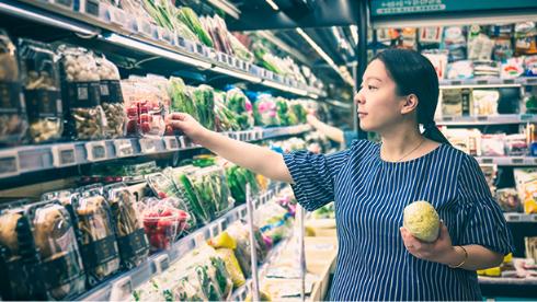 Supermärkte und Convenience