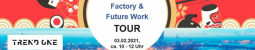SAVE THE DATE 03.02.2021, 10-12:00 Uhr: TOUGHBOOK Factory & Future Work Tour mit TRENDONE und Rohde & Schwarz Cybersecurity