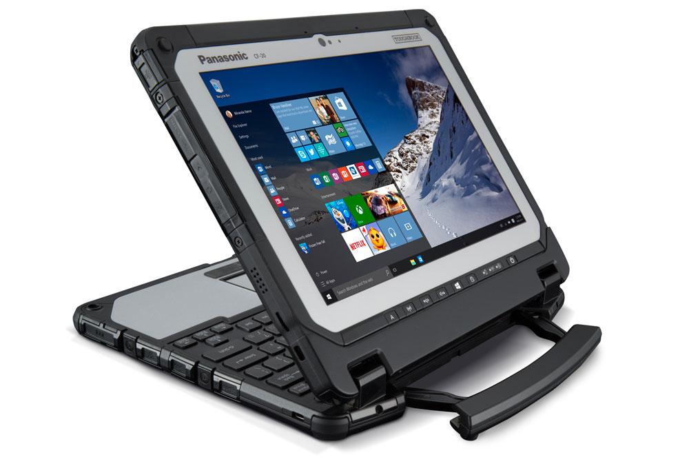 Toughbook Cf 20 Computer Product Solutions Panasonic