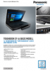 TOUGHBOOK 54 Basis Modell Datenblatt / Deutsch