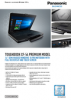 TOUGHBOOK 54 Full HD Touch Spec Sheet / English