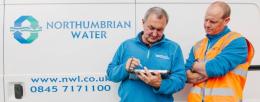 North Umbrian Water - Wasserver- und Abwasserentsorgung mit dem FZ-G1 (English PDF)