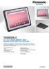 TOUGHBOOK A3 Spec Sheet English