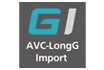 AJ-PS004 AVC-LongG Import Plug-In