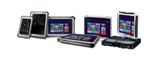 Toughbook and Toughpad mobile PCs and tablets