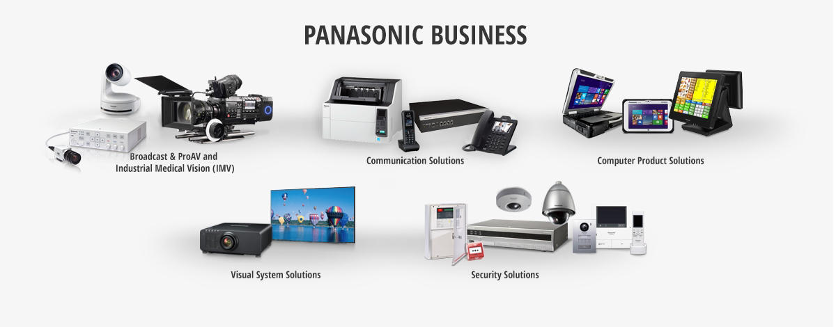 Cookies - Panasonic products for business | Panasonic Business