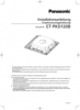ET-PKD120B Installation Instructions (German)
